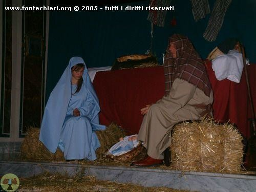 NATALE 2004 – La Natività