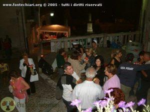 FONTECHIARESI NEL MONDO 2005