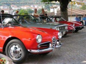 RADUNO AUTO D'EPOCA 2004 – alla riscoperta di antichi borghi