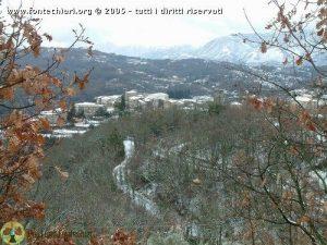 LA NEVE DEL 20 Febbraio 2005