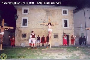 Passio Christi 2003