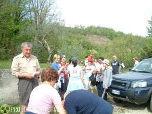 Passeggiata naturalistica del 25 Aprile 2006