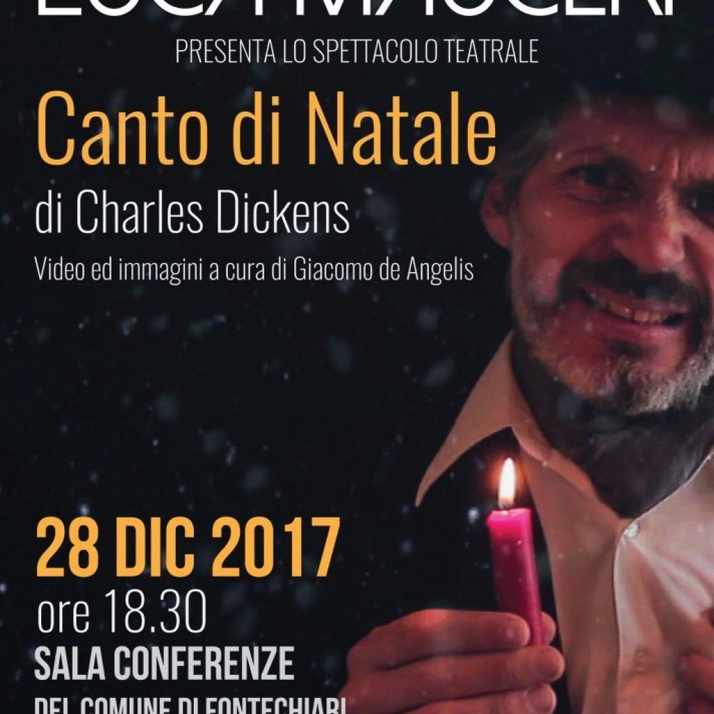 Luca Mauceri – Canto di Natale