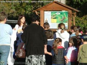 I Bambini della Scuola F. Ferrante in visita nel loro PAESE