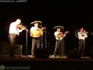 ESTATE 2007 – Borghi in festa – Bocce quadrate – Estate ragazzi – rime e musica – Fiesta Messicana