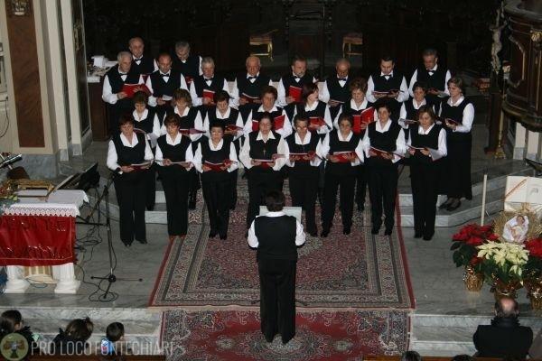 1998 – 2008 DIECI ANNI INSIEME – Concerto del Coro Polifonico