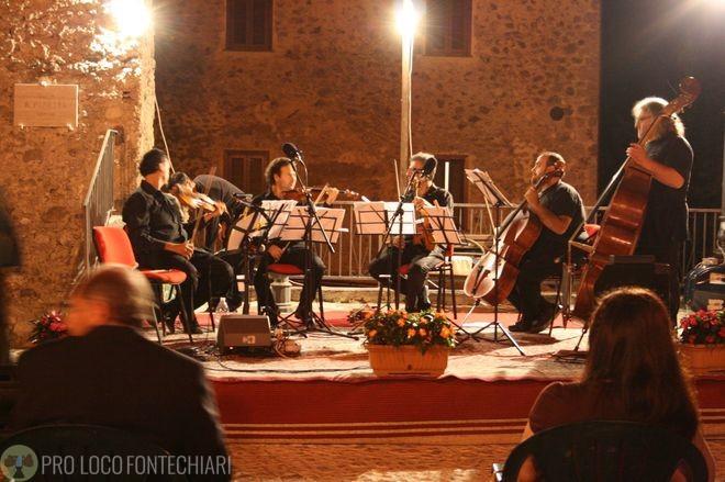 Concerto di San Lorenzo con degustazione di vini