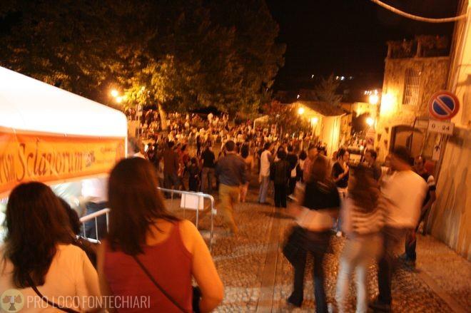 ESTATE 2009 – Fontechiaresi nel mondo, Festa dell'Emigrante