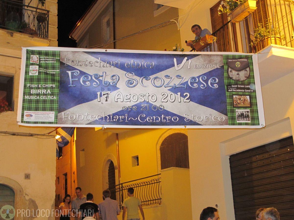 Fontechiari Etnica – Festa Scozzese