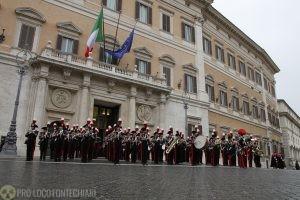 Gita a Roma – Visita a Montecitorio